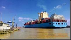 Maersk Lamanai 2014-03-16